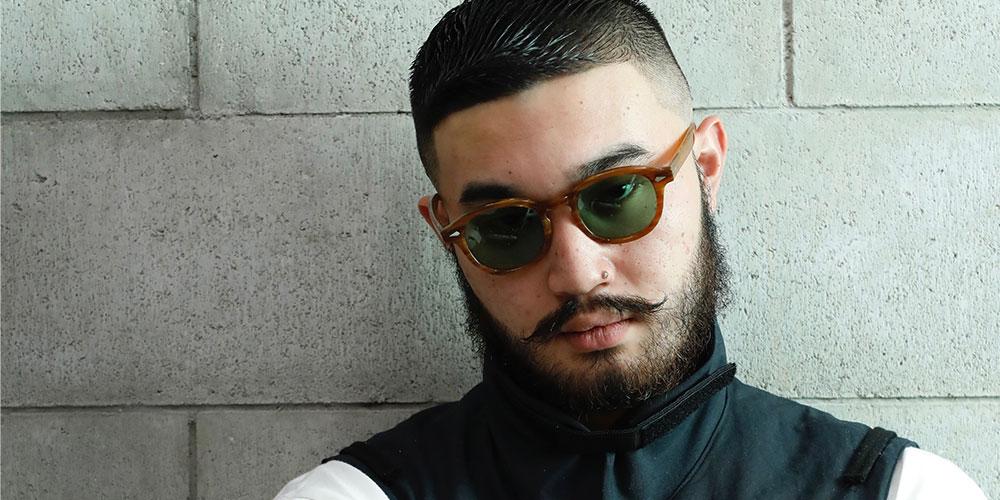 渋谷の床屋(バーバー)CHILLCHAIR渋谷店 フェードカット(刈り上げ)を施した男らしい「ショートスタイル(短髪)」が人気 イメージ01